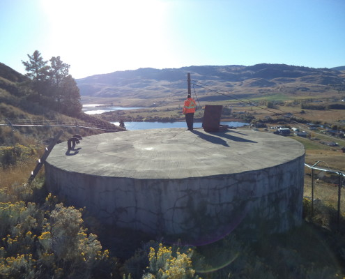 Potable Water Reservoir Inspection